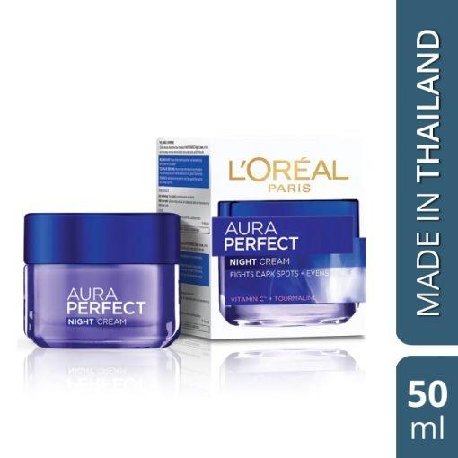Loreal Paris Aura Perfect Night Cream 50ml