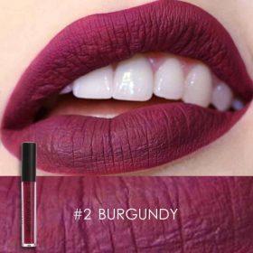 Shade 02 Burgundy