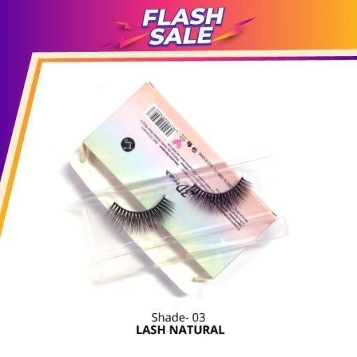 E3046 – Pudaier 3D False Eyelashes – 03 Lash Natural