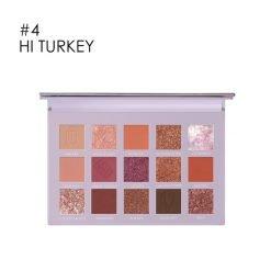 FA 100 – Focallore GO TRAVEL Eyeshadow Palette – Hi Turkey