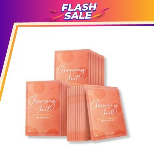 FA-131 - Focallure Minerals Cleansing Sheet