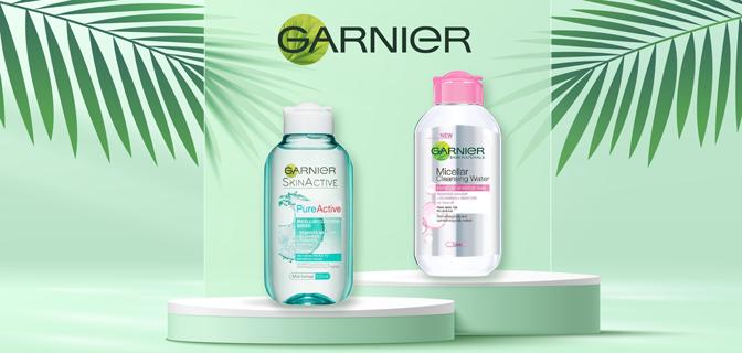Garnier Cleansing Water