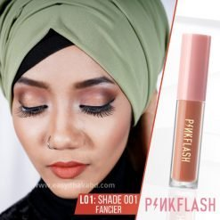 Shade O01 - PinkFlash Lipstick L01