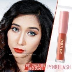 Shade O03 - PinkFlash Lipstick L01