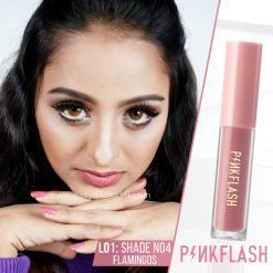 Shade N04 - PinkFlash Lipstick L01