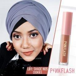 Shade N05 - PinkFlash Lipstick L01