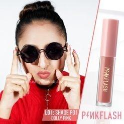 Shade P01 - PinkFlash Lipstick L01