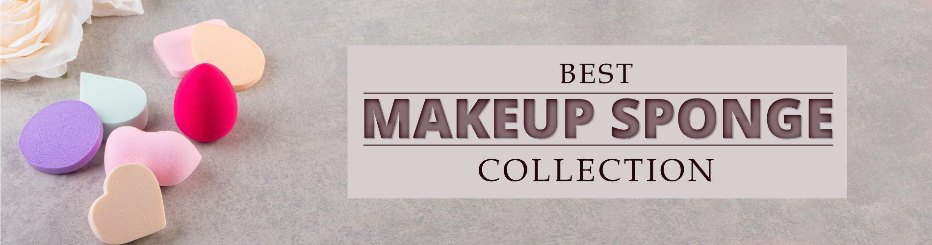 Makeup Sponge Banner