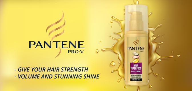 Pantene Hair Super Food