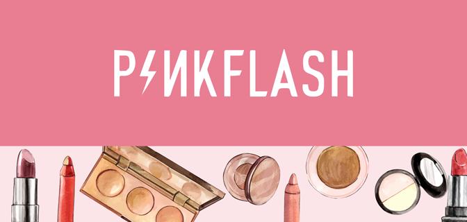 PinkFlash Block Banner