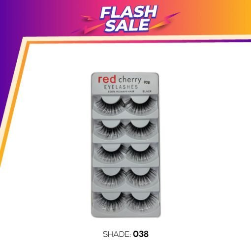 Red Cherry Eyelashes – Shade 38