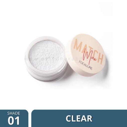 FA 154 – Focallure MATCHMAX Baking & Setting Loose Powder Shade-01