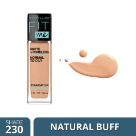 230-Natural Buff