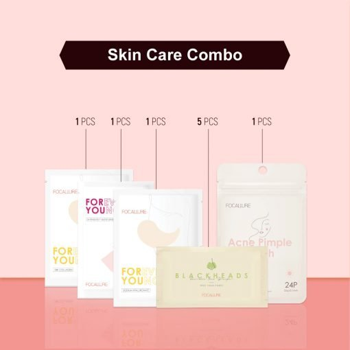Skin Care Combo Total 09 Items