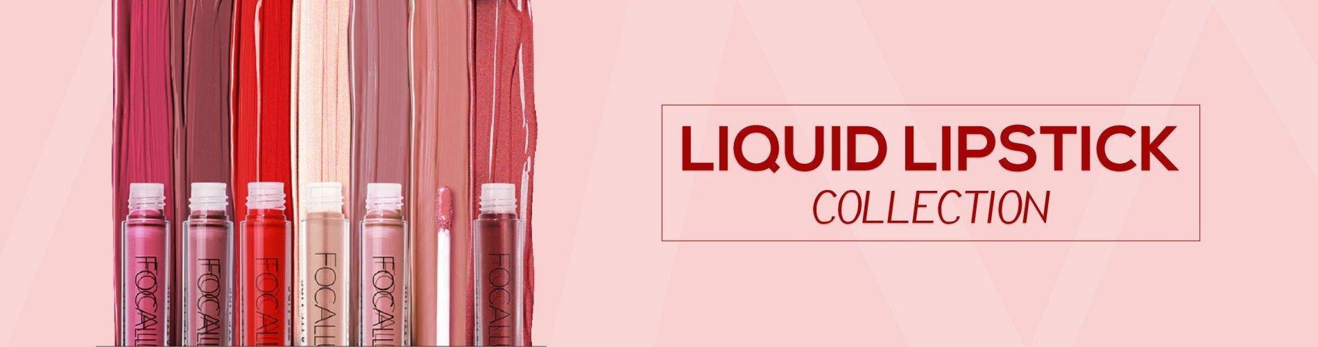 Liquid Lipstick Banner