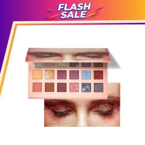 E3023-Pudaier 16 Color HD Eyeshadow Palette – Give It To Me Straight