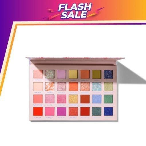 E3041 – Pudaier 28 Color Eyeshadow Palette – Feather Kingdom