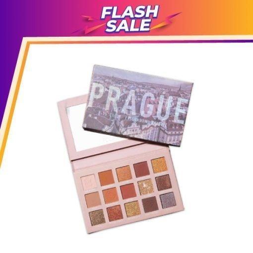 FA 100 – Focallore GO TRAVEL Eyeshadow Palette – Hi Prague