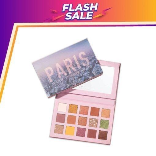 FA 100 – Focallure GO TRAVEL Eyeshadow Palette – Hi Paris