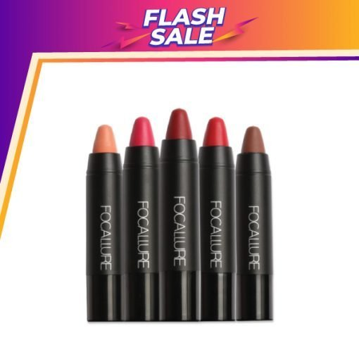 FA 22 – Focallure Matte Lips Crayon Lipstick