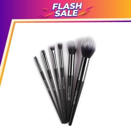 FA 70 – Focallure 06 Pcs Premium Makeup Brush Set