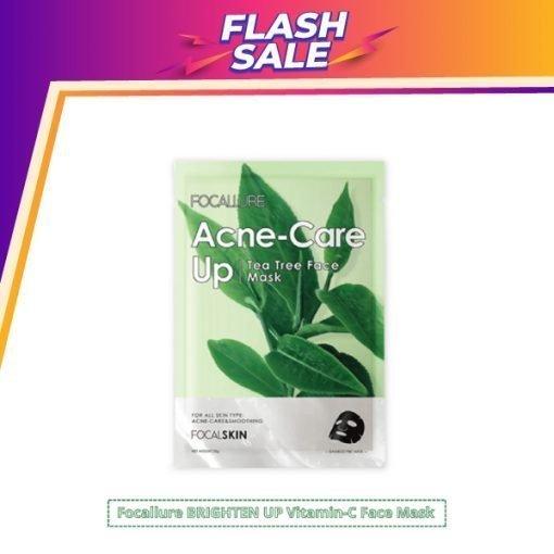 FA SC03 – Focallure ACNE-CARE UP Tea Tree Face Mask (25 g)