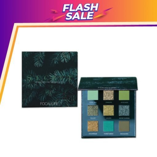 Focallure 09 Color Eyeshadow Palette – Secret