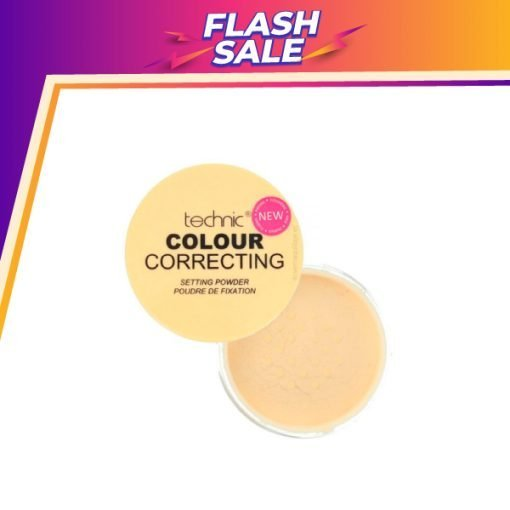 Technic Colour Correcting Setting Powder (20 gm)