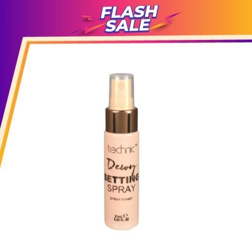 Technic Dewy Setting Spray For Dry Skin (31 ml)