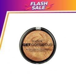 Technic Get Gorgeous 24ct Gold Highlighting Powder(6 gm)