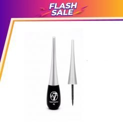 W7 Liquid Eyeliner Pot 8ml – Black